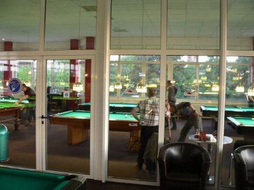 Snookers Billard Und Dart Cafe Essen